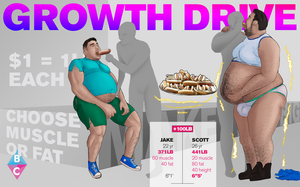 GROWTH DRIVE - PART 3 - THEY AINT BIG YET by butterchuk