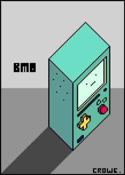 BMO by crowecrowe
