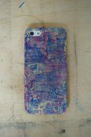 vintage Iphone case by Seulina