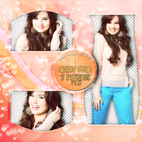 Debby Ryan Pack PNG by SoffMalik