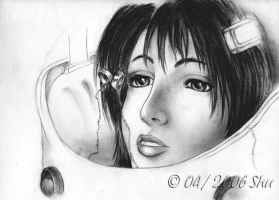 Rinoa - Lost in Space by Shu-Maat