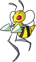 Day 7: Favorite Bug Type by TopHatless