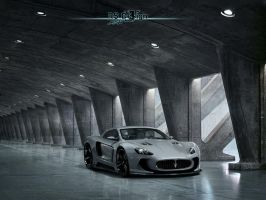 Maserati Grand Finale by RS--Design