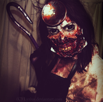 Zombie Walk Makeup 2 by PlaceboFX