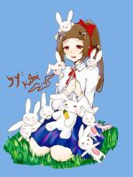 Bunny bunny !! by Choulaphone