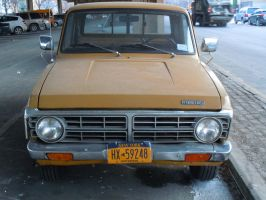 1972 Ford Courier by Brooklyn47