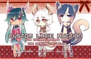 Lacie: 1 Day CUSTOM Auction! [CLOSED] by niaro