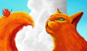 Squirrelflight by AmxBri