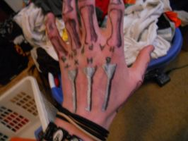skeleton hands_1 by Toast007