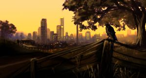 crow city by Benco42