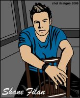 shane filan by paintmy-love