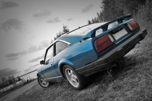 Datsun 280ZX vol.2 by DeviantPunisher