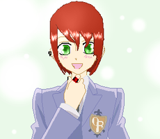 Ouran Character by avilon1232