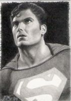 Superman Christopher Reeve SC by jenchuan