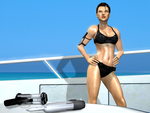 Lara in Greece by ViCt0RXD