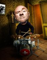 Phil Collins by salis2006