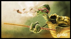 Donatello by allanced