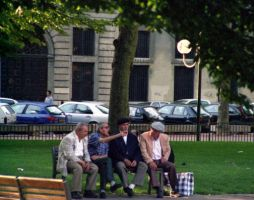 four french friends by photorox33