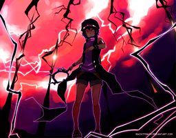ianti - lightning by rachityrach