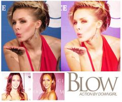 Blow Action by downgirl