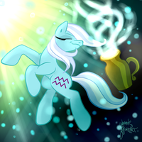 Aquarius by VegemiteGuzzler
