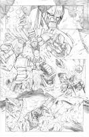 Infestation Transformers 2 - #1 pg.14 by GuidoGuidi
