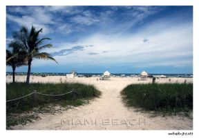 :: miami beach II by moiraproject