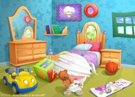 Children Room by AimanStudio