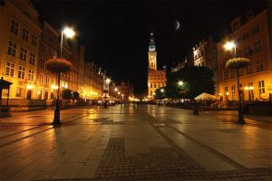the colors of Gdansk episode I by shade-pl