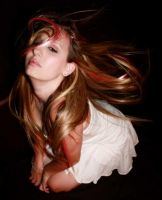Erin Hair Toss by StilettoStudios