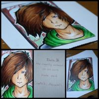 Card oo6 by Moqie