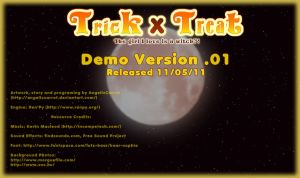 Trick x Treat Demo 1 by AngelicCarrot
