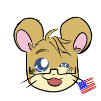 Icon: US ham ham by Janbearpig