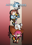 ProjectACO: Happy Easter! by devilhaunt