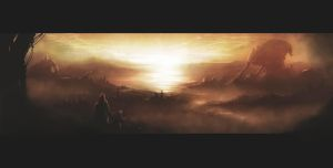Another 20 - 25 min speed painting by liquidminduk