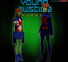 Young Justice: Miss Martian by YorkeMaster
