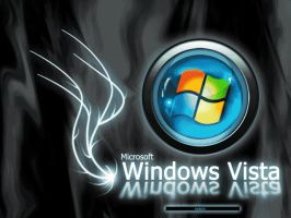 Windows Vista Black Dream Boot by klen70