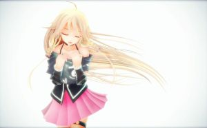 IA-the beautiful by Shiroha2013
