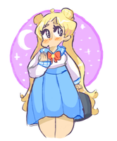 ~*Sailor Moon*~ by Coyotoscoping