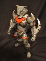 MOTUC custom War-Wolf V2 4 by masterenglish
