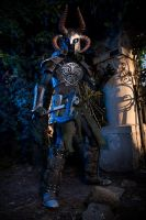 The Elder Scrolls - Draugr II (by Fede) by MadeinPlute