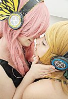 Magnet: Luka and Rin by xxEtsuko