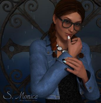 S.Monica by Hexe2008