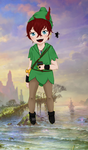 [Cosplay Peter Pan] Disney Challenge by Yuiccia