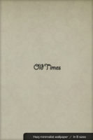 Old Times by Gocom