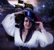 The Pirate Woman by annemaria48