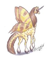 camelopardalis unicornis by darksteelLycaon