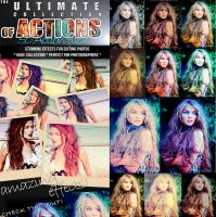 Ultimate Collection Of Actions by yuval10203