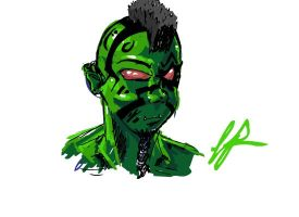 Ogre flash coloring by Taylor-payton