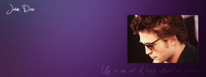 Facebook Timeline Purple Style by AbhishekGhosh